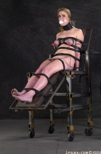 411 First Day In The Chair Live Feed 731 – InSex