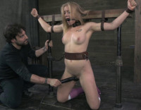 Amazing Slave Tracey Sweet Dominated Hard