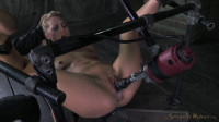 Roxy Rox Bound And Drilled Down Hard