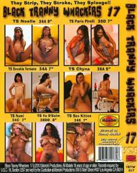 Black Tranny Whackers 17 CD2