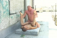 Puppy Productions – Raw Roof Top Scene 5