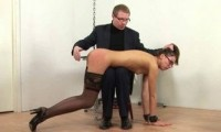Sandra Spanked Till Orgasm Some Teachers Must Be Taught Too