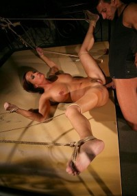 Domination Victim On Slave Auction- Katy , HD 720p