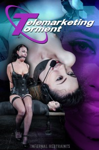 Aria Alexander, London River – Telemarketing Torment – Only Pain HD
