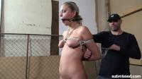 Julia Bitch Slapped And Hogtied – Julia Parker And Arjan – Full HD 1080p