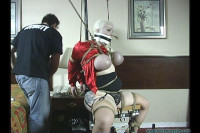 Hotel Maid Vicious Vamp Caught By Security
