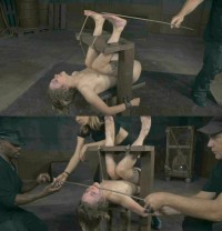 Hot Bdsm Punishment For Mercy West