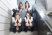 Yuka Uehara, Hana Saki, Natsukawa Meg, Hotsuki Natsume