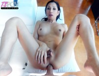 Japanese Newhalf Julia Gets Her Tight Ass Fucked