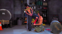 Bondage Garage, Scene 04 (Lance Hart, Micky Mackenzie)