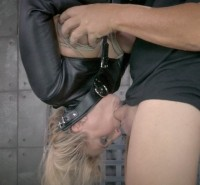 RTB – Angel Allwood Orgasmblasted On Sybian And Does Inverted Blowjob – Oct 14, 2014