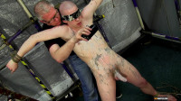 Sensitive Cock Drained