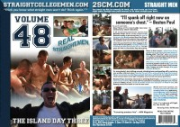 Straight College Men Volume – Part 48 The Island, Day 3