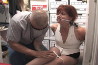 Manell-Tie The MILF Up & Stash Her In The Closet