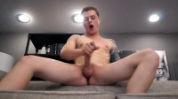 A Young Man Shows His Not A Big Dick For Years