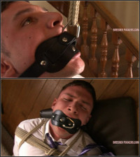 Home Invasion, Tied And Gagged