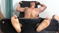 Axel Kane Tickled Naked