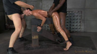 SexuallyBroken India Summer Shackled Down