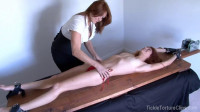 SilverCherry's Tickle Torture – The Skinny Girl Is Racked And Tickled