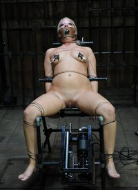 Electric Chair For Torture