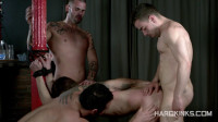 Hole For Three – Aday Traun, Dmitry Osten, Jessy Ares, Josh Milk