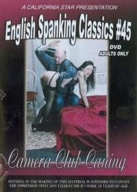 English Spanking Classics 45 Camera Club Caning