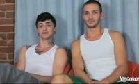 Bonus – Jake & Arnaud Cum-Shot Contest
