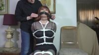 Vivian Chen Sheer Darksome Costume