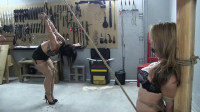 Taut Tying, Domination And Strappado For 2 Sexy Models Full HD 1080p