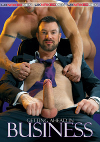 UK Naked Men – Getting Ahead In Business