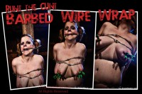 Runt The Cunt  Barbed Wire Wrap