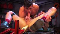 Bondage Garage, Scene 05 (Lance Hart, Micky Mackenzie)