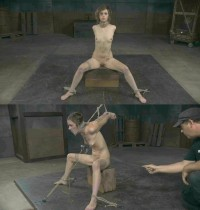 Delicate And Young Body For BDSM Master