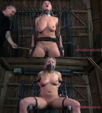 Bondage, Spanking, Strappado And Torture For Hot Blonde (Part 2)