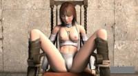 Captured & Hard Fuck Girl-Warrior 3D