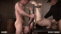 Kel Bowie Fastened & Made To Squirt