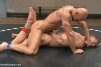 Top Cock – Loser Takes A Hard Machine Fucking Up His Ass