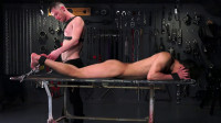 DreamBoyBondage Levy Foxx – Police State Torture – Chapter 8