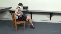 Elizabeth Andrews – Three Sisters Bound & Gagged Hop To Try To Help Each Other Pt 2
