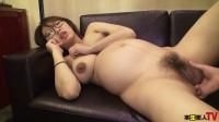 Pregnant Asians Sc. 8