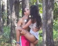 Tranny Fuck In Woods