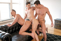 Love And Lust In Montreal – Skyy Knox, Devin Franco And Steven Lee