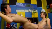 Alex Gets A Great Raw Ride (Alex Jordan, Jason Valencia)