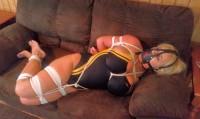 ShinyB – Katie Thornton.. Swimsuit Bondage
