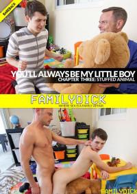 FamilyDick Dakota Lovell & Trent Summers – Stuffed Animal