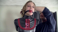 Mia Vallis – Latex And Ropes With Mr Big Boss