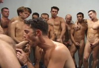 Oral Gangbang Exams