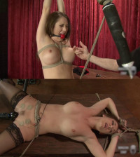 Tight Bondage, Domination And Torture For Young Brunette (Part 1)