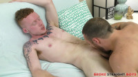 Charlie's First Time With A Guy – Zeke Weidman & Charlie Knox