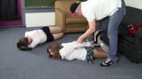 Star Nine & Elizabeth Andrews – We Wanted Information, That Guy Wanted To Wrist And Ankle Bondage You